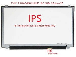 15.6 LED FHD SLIM 30pin edp IPS