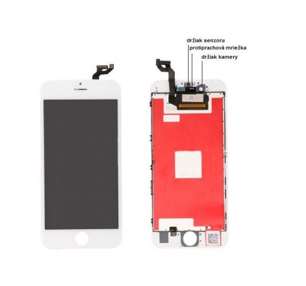apple iphone 6s plus lcd display biely