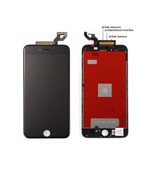 apple iphone 6s plus lcd display cierny