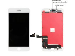 apple iphone 7 plus lcd display biely