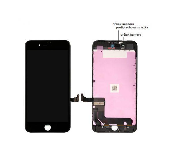 apple iphone 7 plus lcd display cierny