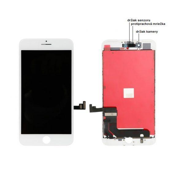 apple iphone 8 plus lcd display biely
